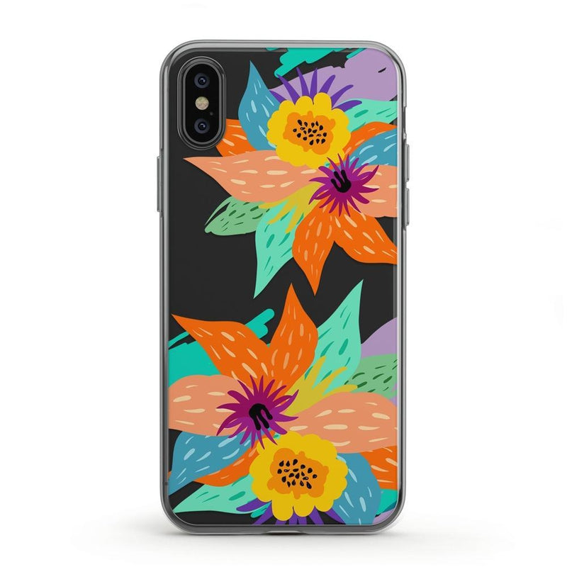 Summer Lovin' Floral Print iPhone Case iPhone Case get.casely Classic iPhone X / XS