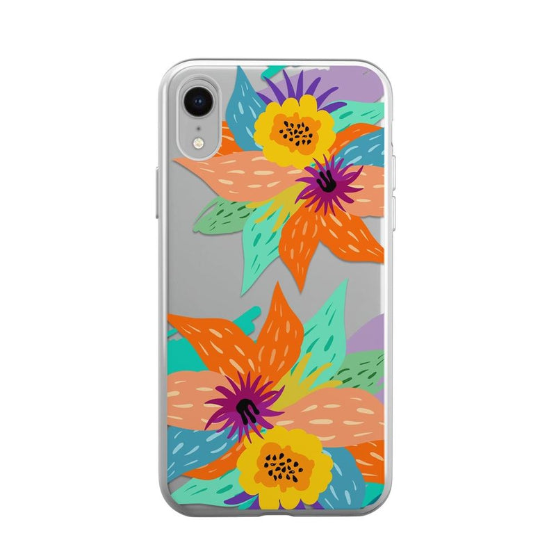 Summer Lovin' Floral Print iPhone Case iPhone Case get.casely Classic iPhone XR