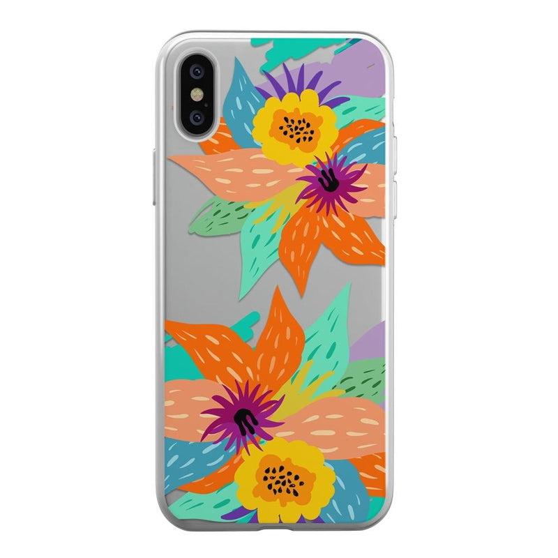 Summer Lovin' Floral Print iPhone Case iPhone Case get.casely Classic iPhone XS Max