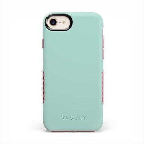 Blue & Purple Cotton Candy Marble Case