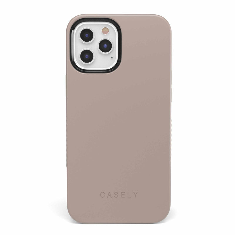 The Bold Collection - Taupe on Nude iPhone Case get.casely Bold iPhone 6/6s