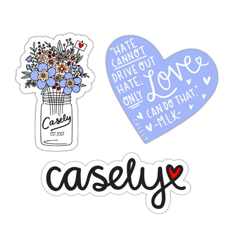 The Love Pack Sticker Pack get.casely