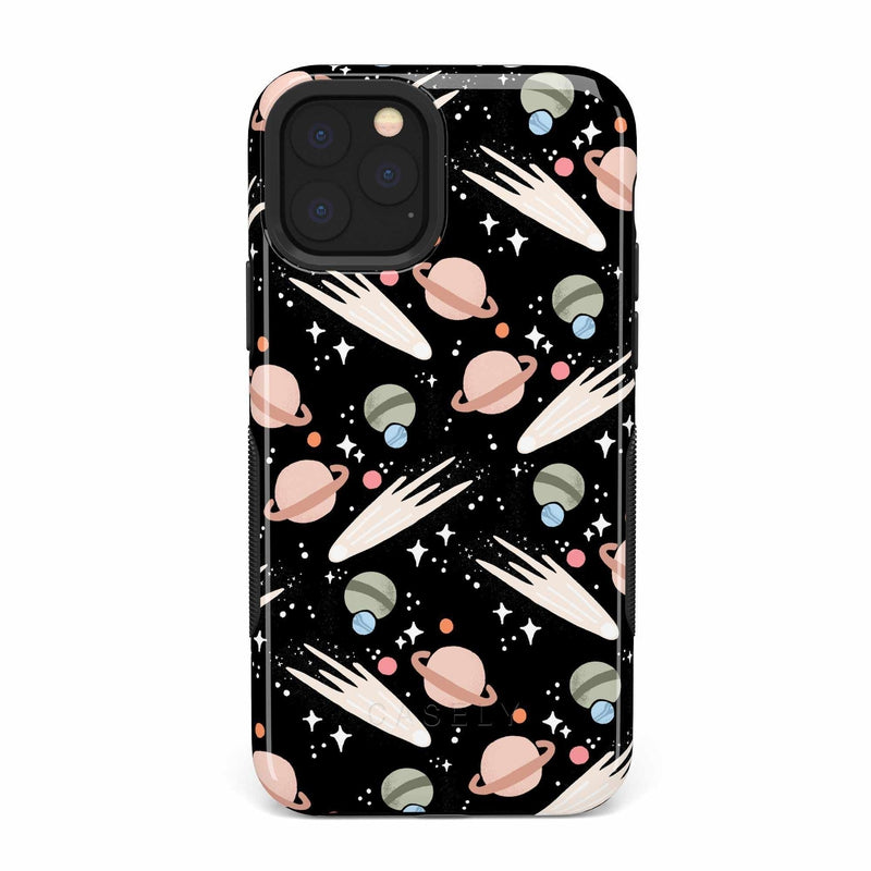 To The Moon & Back | Outer Space Case iPhone Case get.casely Bold iPhone 11 Pro