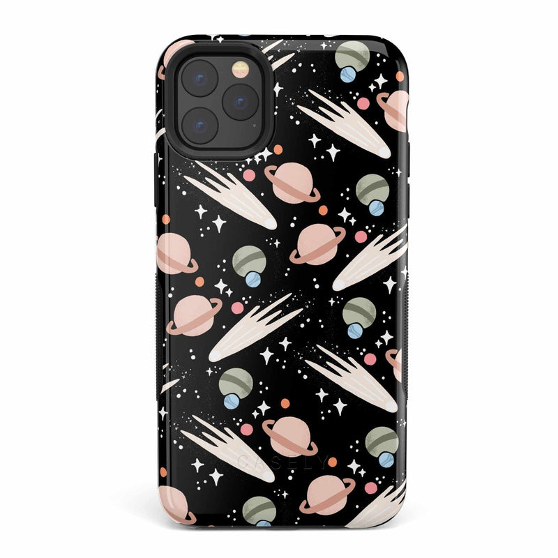To The Moon & Back | Outer Space Case iPhone Case get.casely Bold iPhone 11 Pro Max