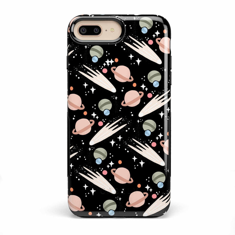 To The Moon & Back | Outer Space Case iPhone Case get.casely Bold iPhone 8 Plus