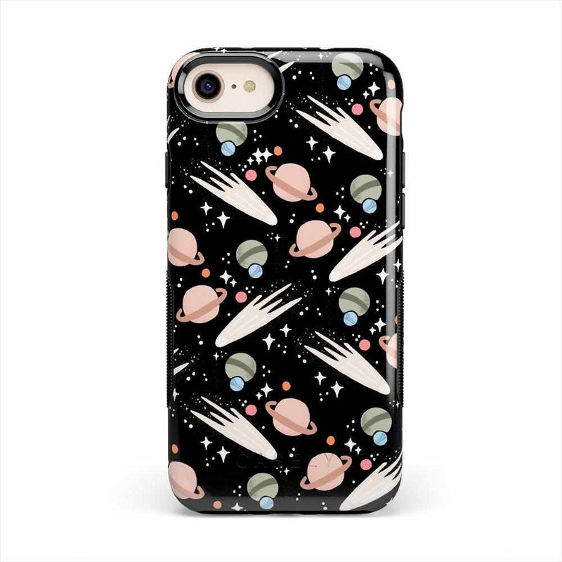 To The Moon & Back | Outer Space Case iPhone Case get.casely Bold iPhone SE (2020)