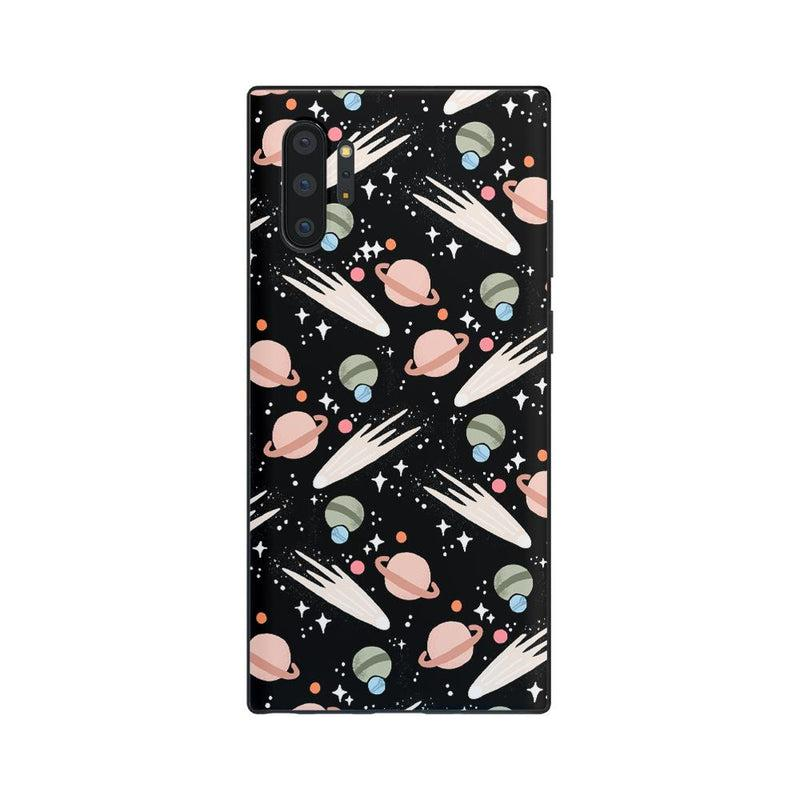 To The Moon & Back | Outer Space Case iPhone Case get.casely Classic Galaxy Note 10 Plus