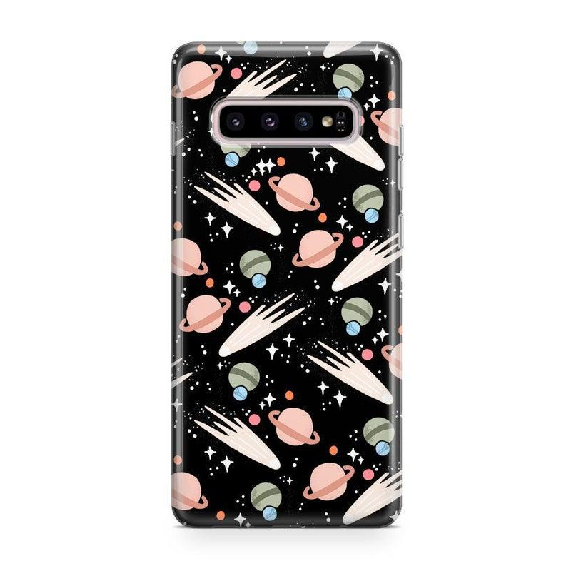 To The Moon & Back | Outer Space Case iPhone Case get.casely Classic Galaxy S10 Plus