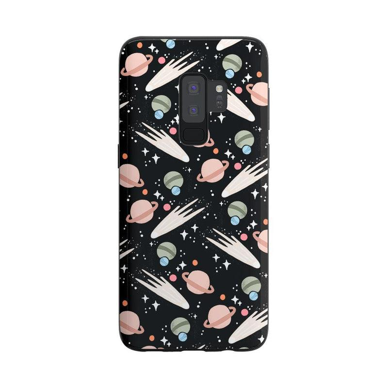 To The Moon & Back | Outer Space Case iPhone Case get.casely Classic Galaxy S9 Plus