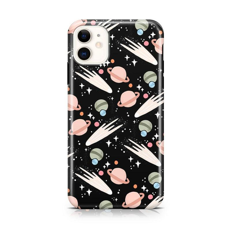 To The Moon & Back | Outer Space Case iPhone Case get.casely Classic iPhone 11