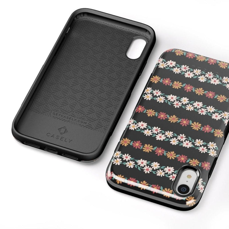 Totally Rad | Daisy Print Case iPhone Case Get.Casely