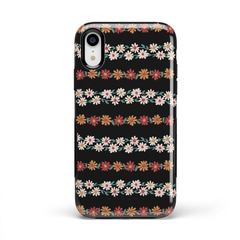 Totally Rad | Daisy Print Case iPhone Case Get.Casely Bold iPhone XR