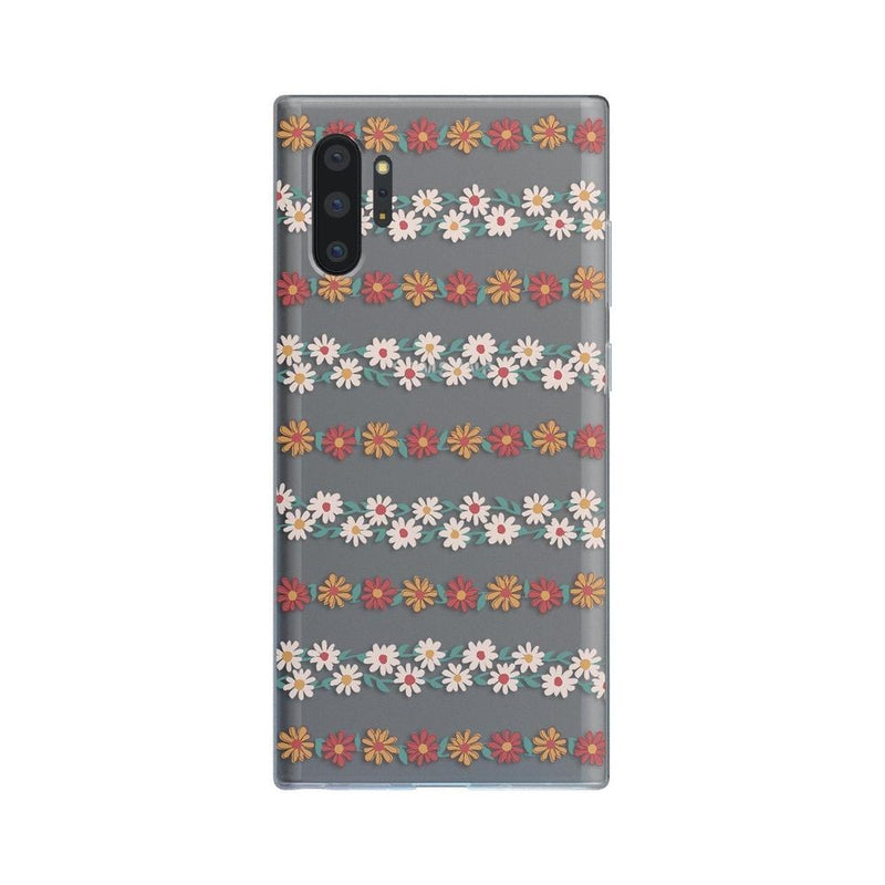 Totally Rad | Daisy Print Case iPhone Case Get.Casely Classic Galaxy Note 10 Plus