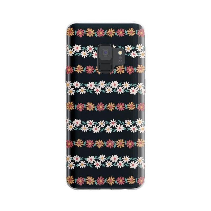 Totally Rad | Daisy Print Case iPhone Case Get.Casely Classic Galaxy S9