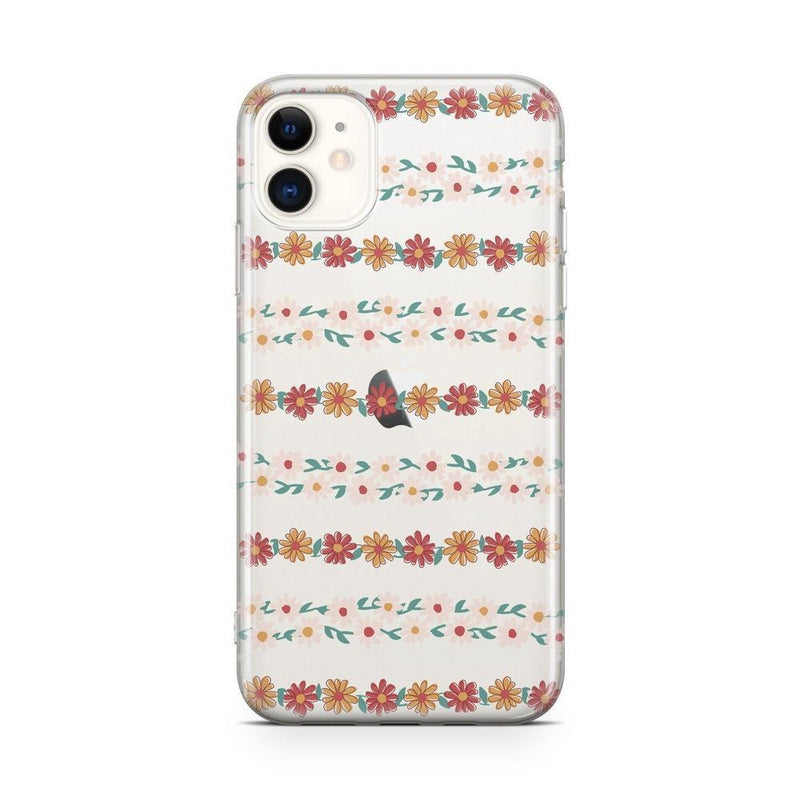 Totally Rad | Daisy Print Case iPhone Case Get.Casely Classic iPhone 11