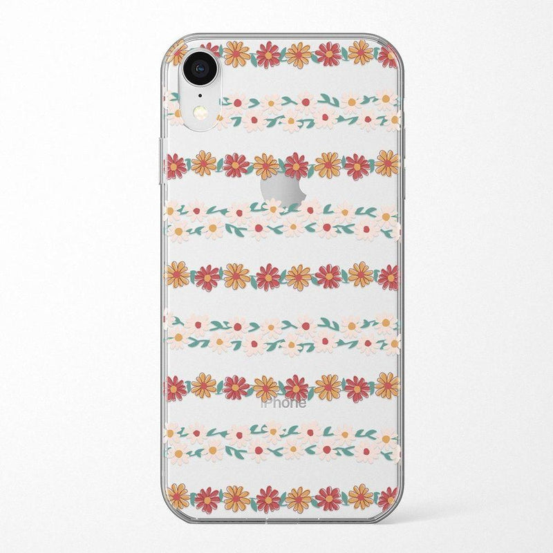 Totally Rad | Daisy Print Case iPhone Case Get.Casely Classic iPhone XR