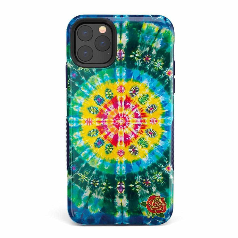Veneta Tapestry | Grateful Dead Tie Dye Case iPhone Case get.casely Bold iPhone 11 Pro Max