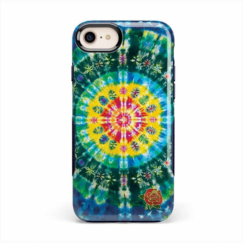 Veneta Tapestry | Grateful Dead Tie Dye Case iPhone Case get.casely Bold iPhone 8