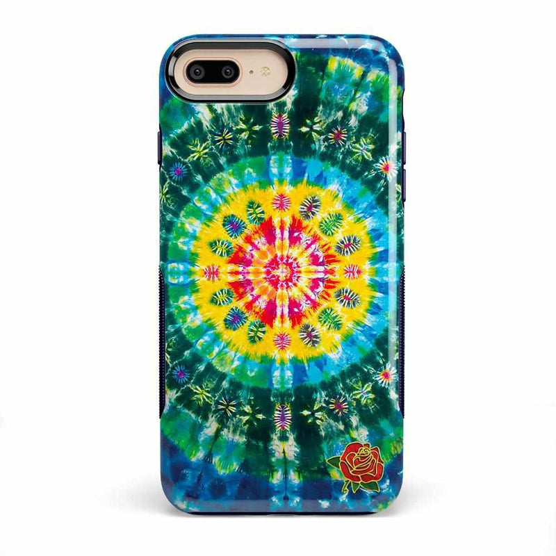 Veneta Tapestry | Grateful Dead Tie Dye Case iPhone Case get.casely Bold iPhone 8 Plus