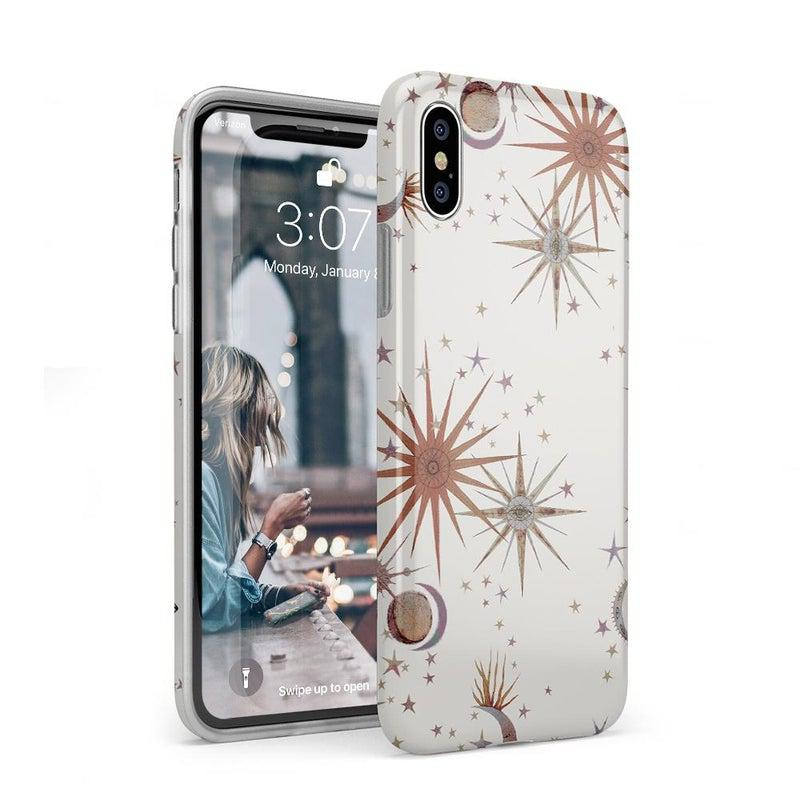 What's Your Sign? | Zodiac Stars Case iPhone Case get.casely Classic iPhone XS Max