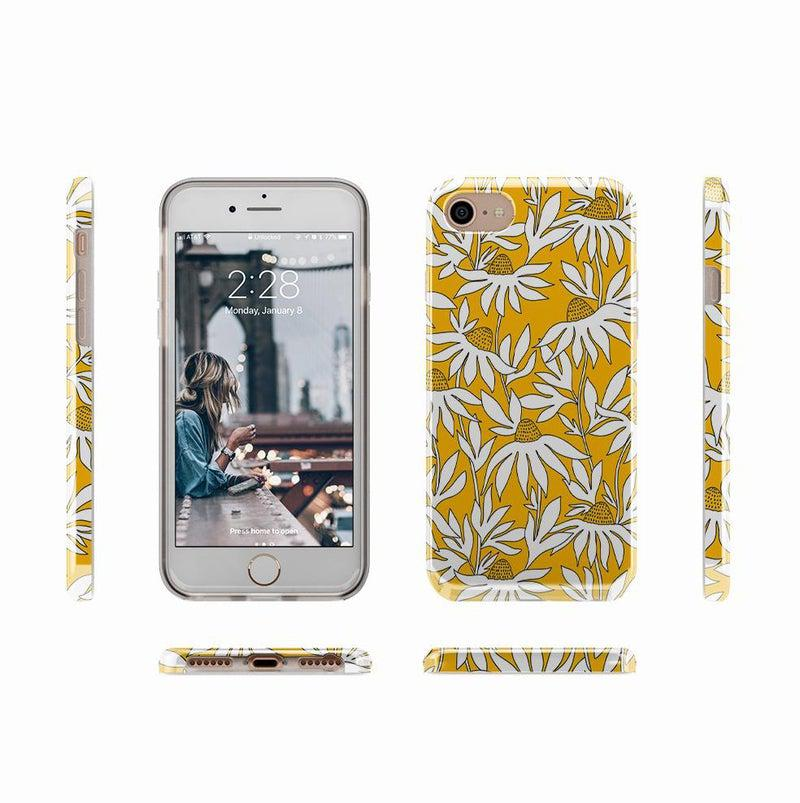 Wild About You | Yellow Floral Case iPhone Case get.casely