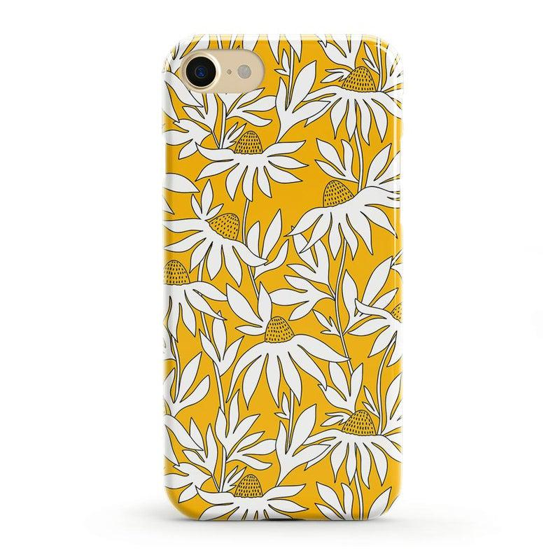 Wild About You | Yellow Floral Case iPhone Case get.casely Classic iPhone SE (2020)