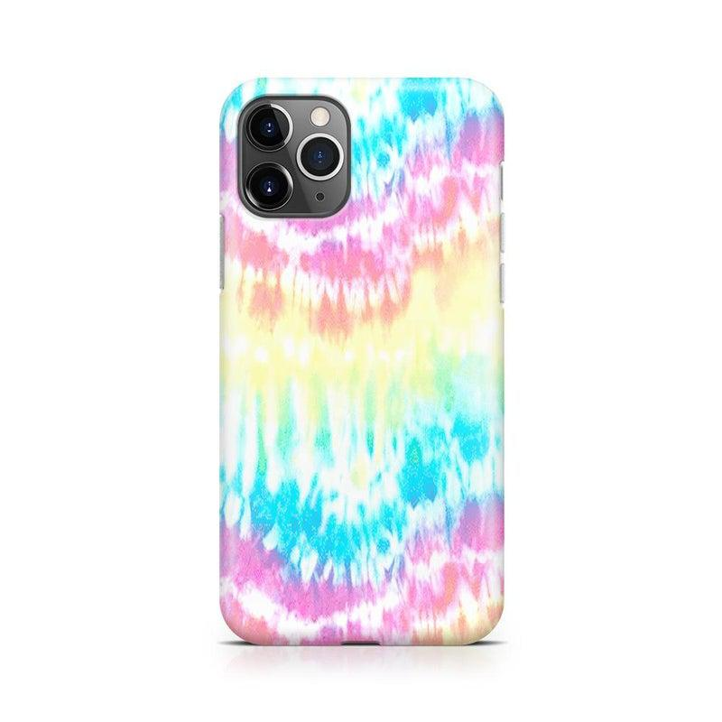 Wild & Free Classic Rainbow Tie Dye iPhone Case iPhone Case Get.Casely Classic iPhone 11 Pro