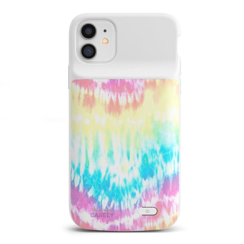 Wild & Free Classic Rainbow Tie Dye iPhone Case iPhone Case get.casely Power 2.0 iPhone 11