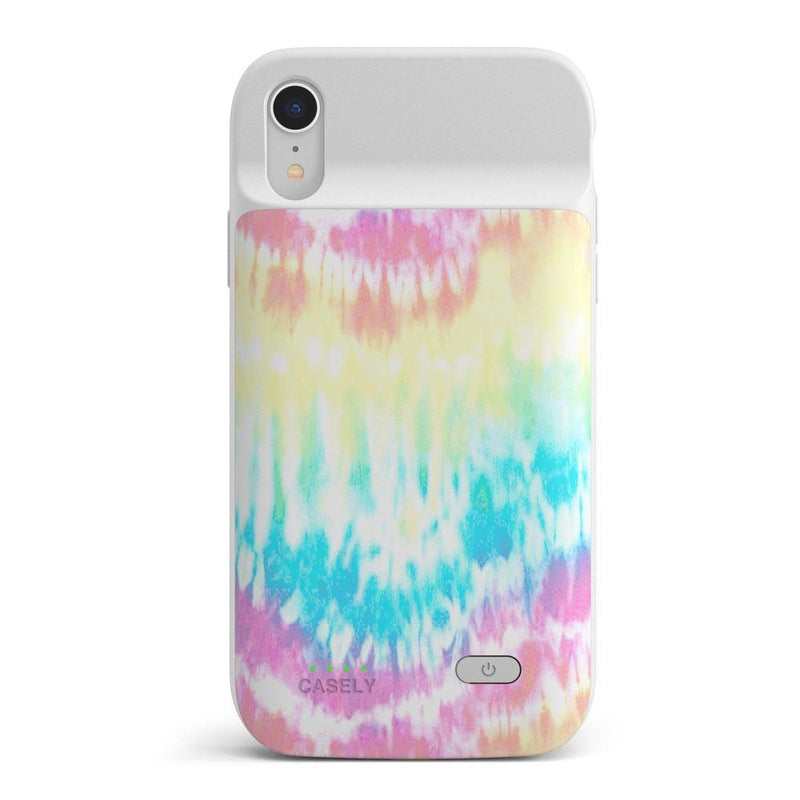 Wild & Free Classic Rainbow Tie Dye iPhone Case iPhone Case get.casely Power 2.0 iPhone XR