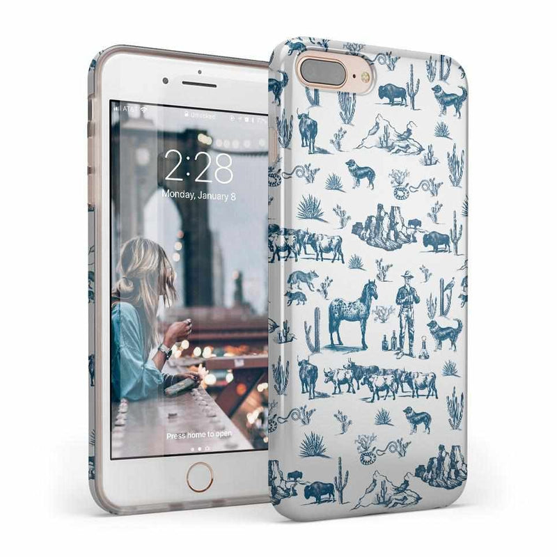 Wild West Adventure | Desert Case iPhone Case get.casely
