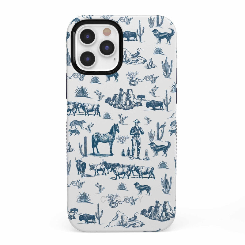 Wild West Adventure | Desert Case iPhone Case get.casely Bold iPhone 12 Pro