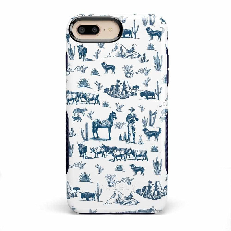 Wild West Adventure | Desert Case iPhone Case get.casely Bold iPhone 8 Plus