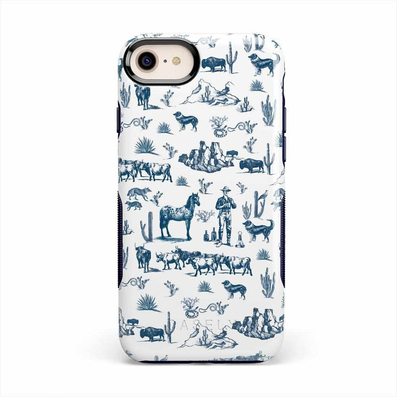Wild West Adventure | Desert Case iPhone Case get.casely Bold iPhone SE (2020)
