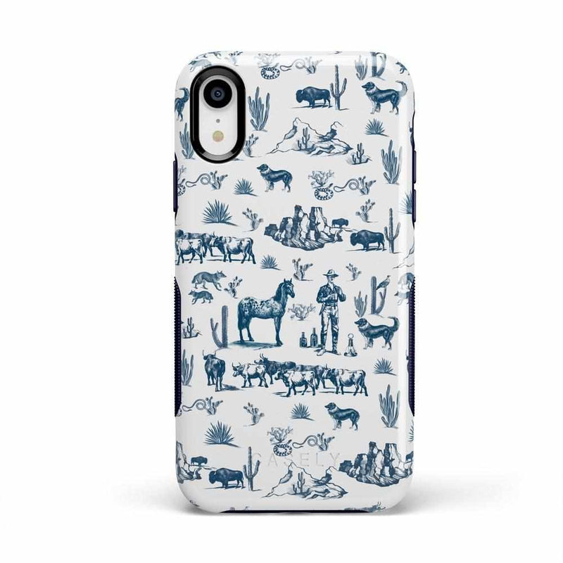 Wild West Adventure | Desert Case iPhone Case get.casely Bold iPhone XR