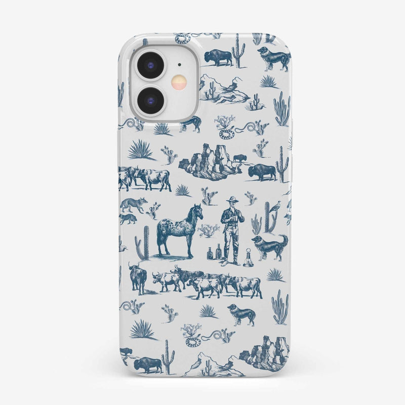 Wild West Adventure | Desert Case iPhone Case get.casely Classic iPhone 12 Mini