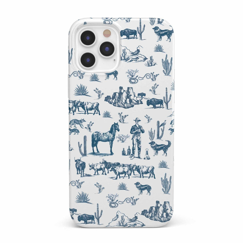 Wild West Adventure | Desert Case iPhone Case get.casely Classic iPhone 12 Pro