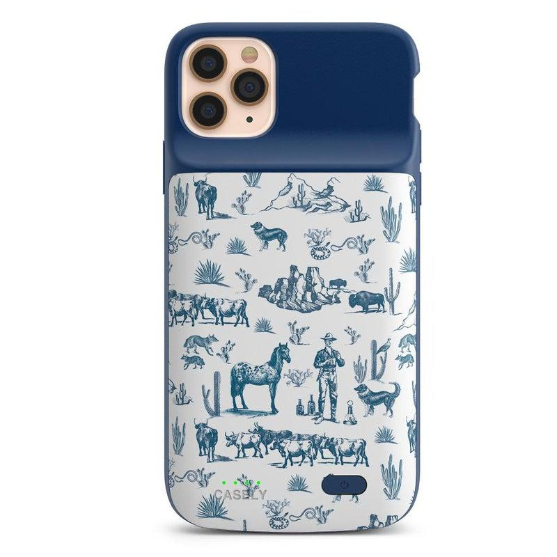 Wild West Adventure | Desert Case iPhone Case get.casely Power 2.0 iPhone 11 Pro Max
