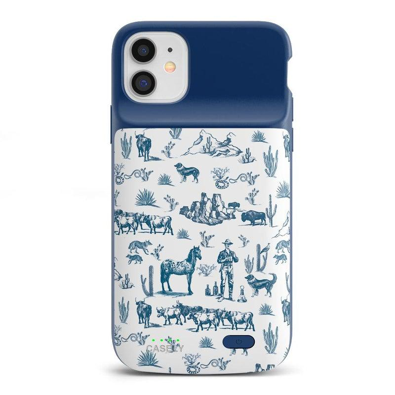 Wild West Adventure | Desert Case iPhone Case get.casely Power 2.0 iPhone 12 Mini