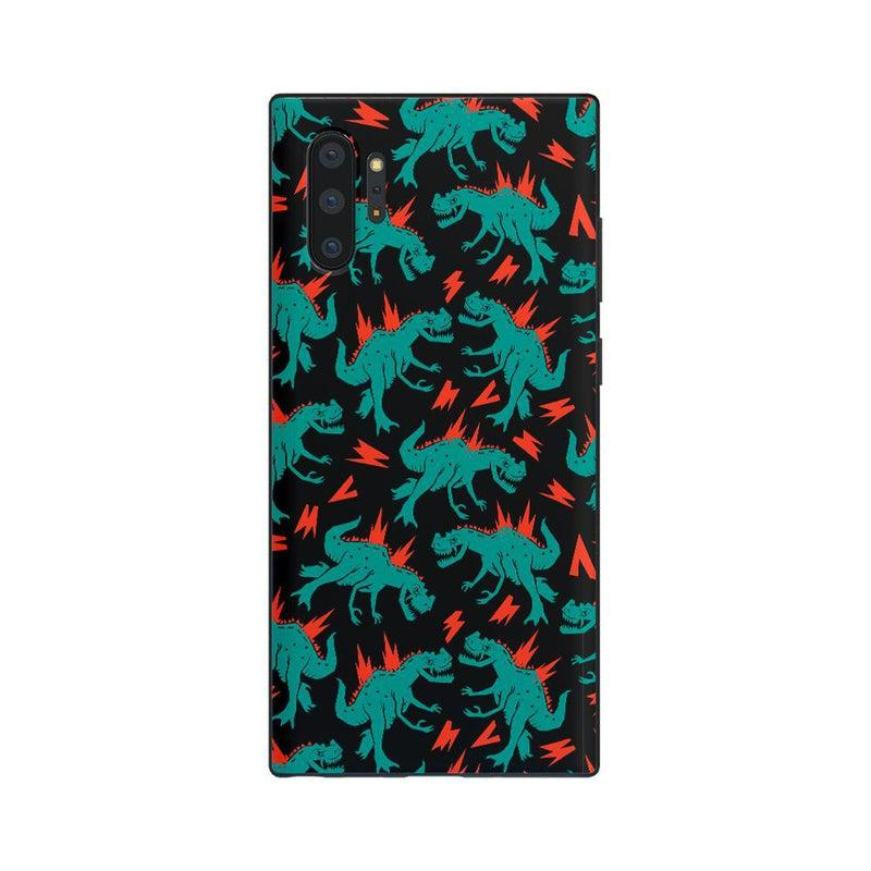 You're Dino-mite | Green Dinosaur Case iPhone Case get.casely Classic Galaxy Note 10 Plus