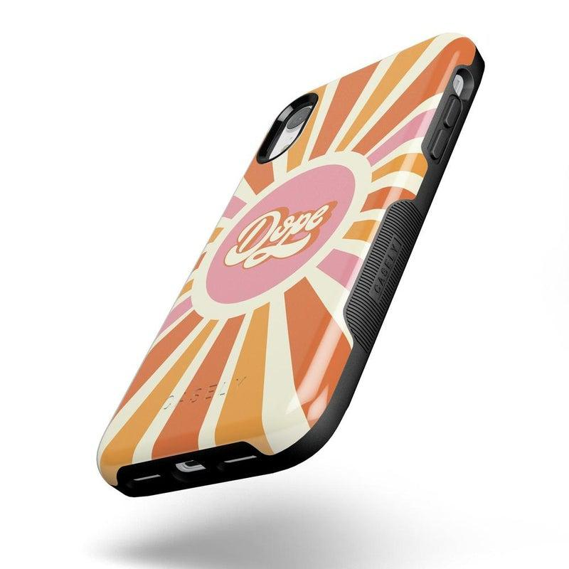 You're Dope | Retro Colorblock Case iPhone Case get.casely
