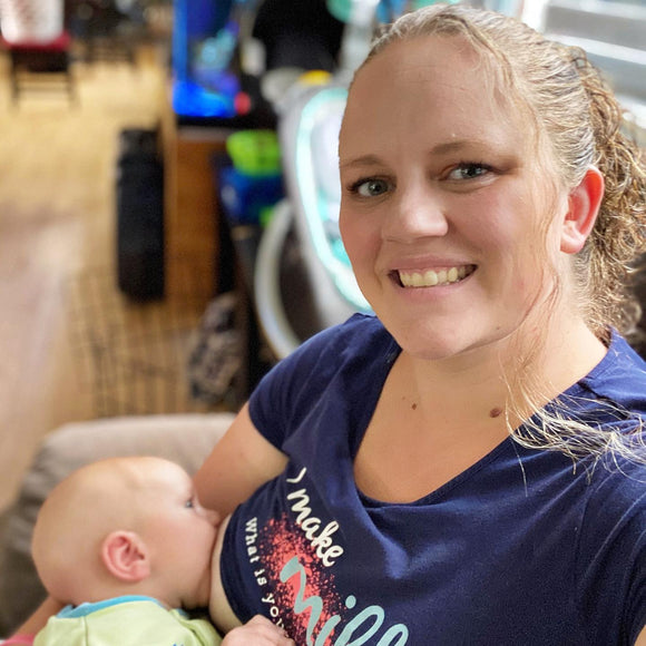 My Breastfeeding Journey- By LeeAnn Palmer-Ward