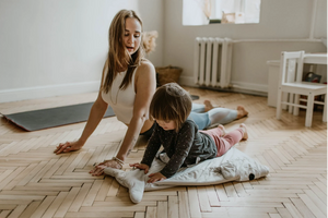 How to Keep Your Family Active Even When You're Stuck Indoors: A COVID-19 Guide