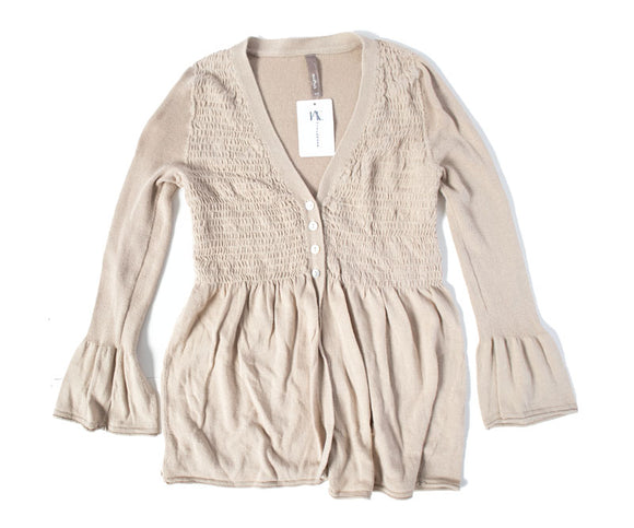 S Thyme Maternity Knit Cardigan