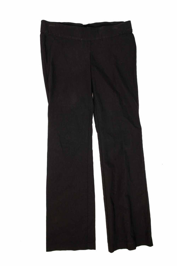 S Thyme Maternity Low Rise Straight Leg Pant 32.5