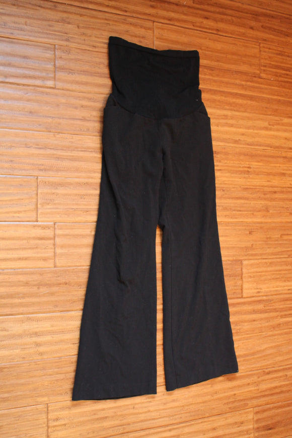 PM Motherhood Maternity Black Dress Pant 29