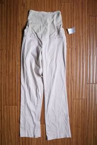 "S Motherhood Maternity Boot Cut Casual Pant 31"" inseam"