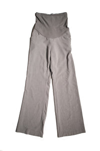 "XS Motherhood Maternity Grey Dress Pant 31.5"" Inseam"