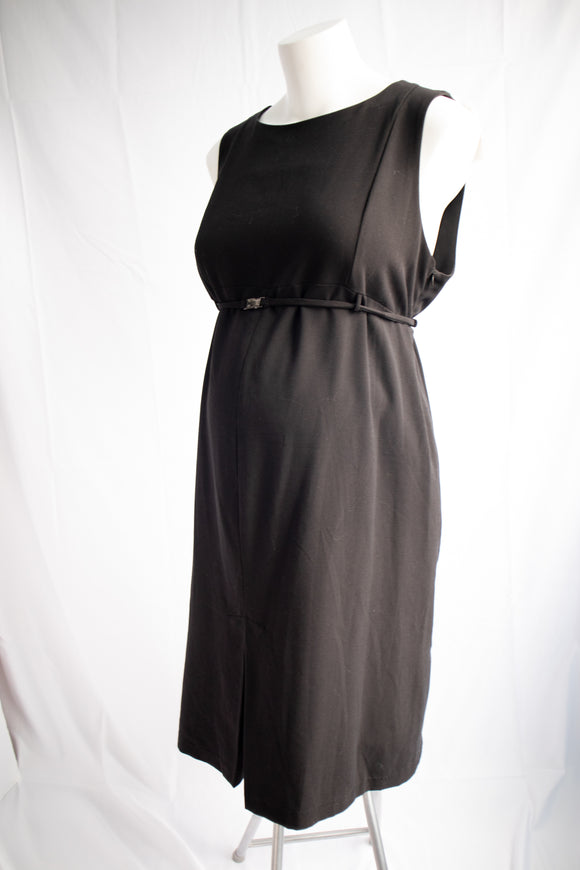 L Tomorrows Mother Maternity Little Black Dress