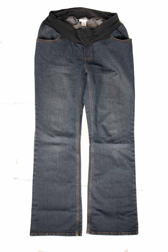 S Motherhood Maternity Bootcut Jeans 31.5