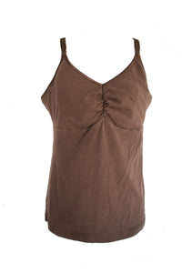 Bravado nursing tank in brown 36 D\E (DD)
